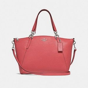 Coach small kelsey satchel new with tags